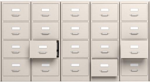 E-Mail Archivierung Illustration der Bitsteps GmbH